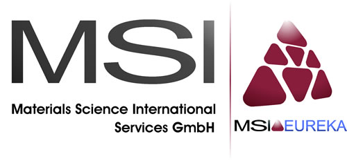MSI-Eureka is sponsor of CALPHAD 2020.