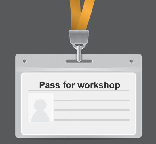 Pass for pre-conference workshop for CALPHAD 2020.